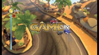 Game TV Schweiz Archiv - Game TV KW09 2011 |  Hard Corps : Uprising - de blob 2