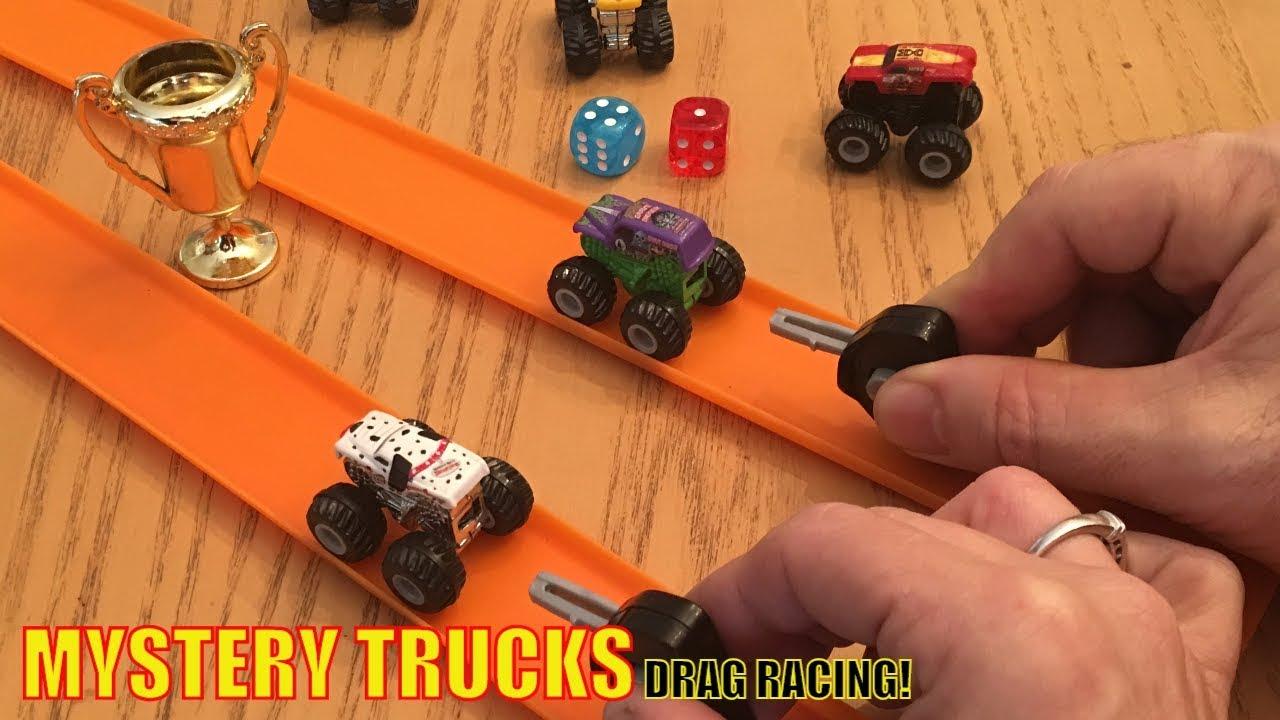 Hot Wheels Monster Jam Mystery Trucks - Mini Blind Bags ...