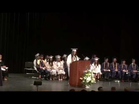 Twinsburg High School Commencement Speech