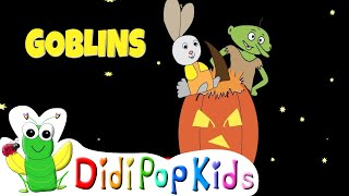 Cutest Halloween Kids Song - Goblins