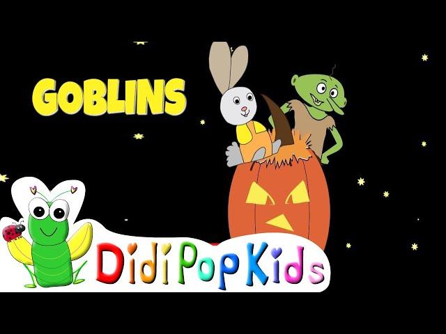 Halloween: Goblins- find didipop on Spotify