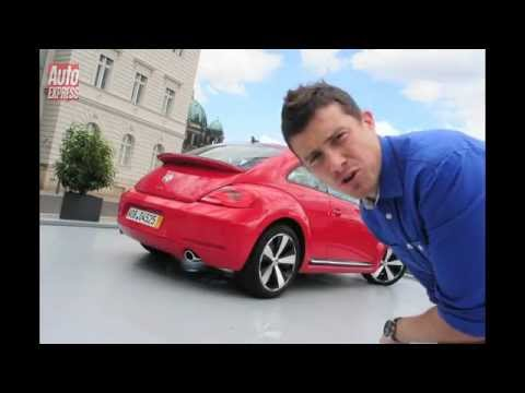 New Volkswagen Beetle review -  Auto Express