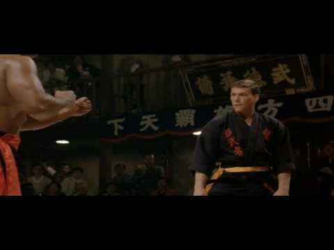 Stan Bush  Fight to survive Bloodsport HD