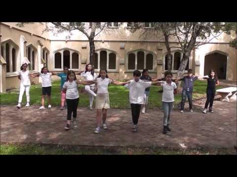 Archimedean Academy Greek Dance-May 2016