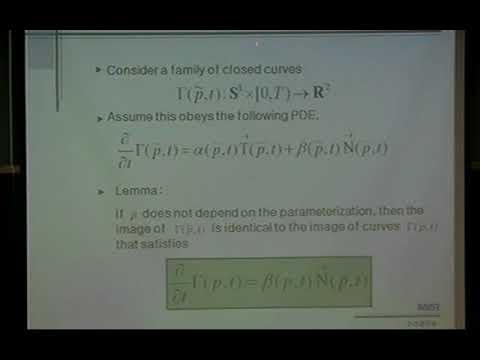 이창옥 (KAIST) / Basic numercical methods for image processing II / 2009-01-30