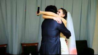 Свадьба. Песня мужу.