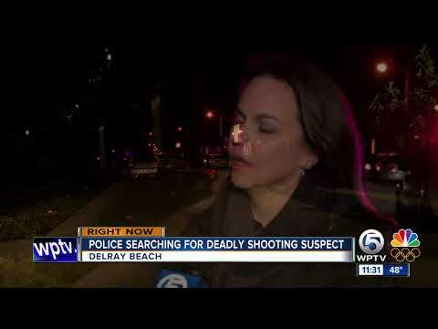 Delray Beach police identify overnight shooting victim