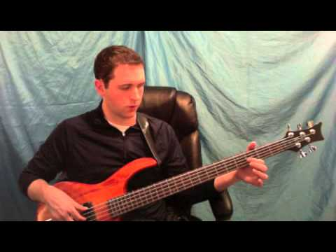 Gospel Bass Ear Training I to IV and V to I, How to Play Fast Songs 101-3