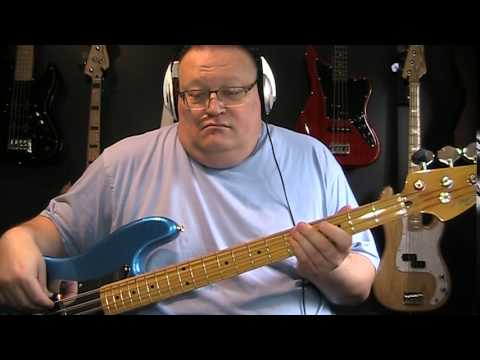 Gary Moore All Your Love Bass Cover With Notes & Tablature
