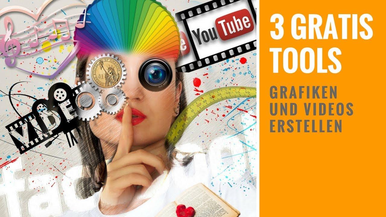 3 Kostenlose Tools Um Grafiken Und Videos Für Facebook Und Youtube