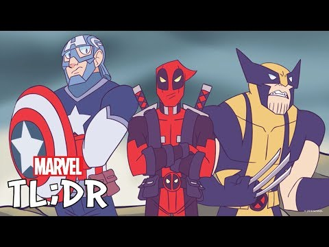 Deadpool: The Good, The Bad, and The Ugly | Marvel TL;DR