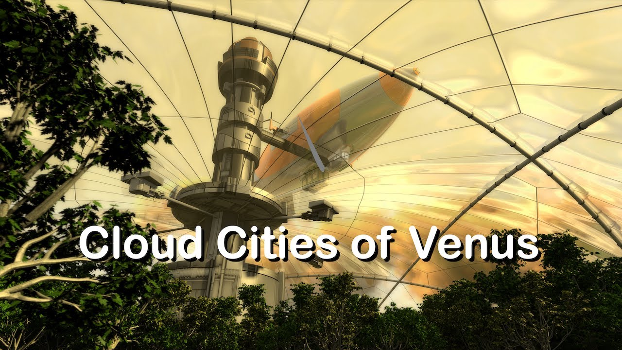 Cloud Cities of Venus: Settling Earth's Twin
