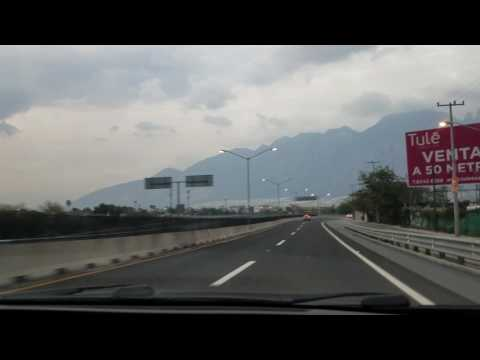 Driving in Mexico: Driving Through Monterrey, Mexico
