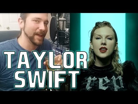 TAYLOR SWIFT MADE ME DO THIS (Look What You Made Me Do Reaction) | Mike The Music Snob Reacts