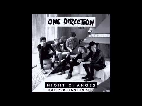 One Direction - Night Changes (Kapes & Dane Remix)
