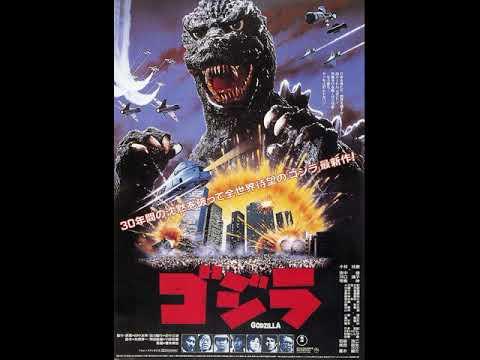 50 The Return Of Godzilla OST Godzilla Leaves Tokyo