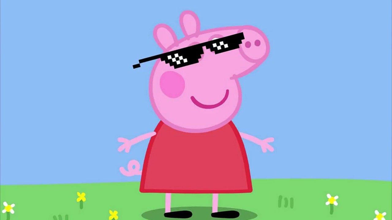 Крутые картинки свинка пеппа
