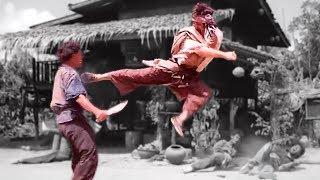 Лорен Аведон (Джейк) помог мастеру кикбоксеров | Loren Avedon (Jake) helped the master of kickboxers