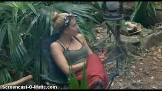 Ashley Roberts talks about being in the Pussycat Dolls - I'm A Celebrity...Get Me Out Of Here 2012