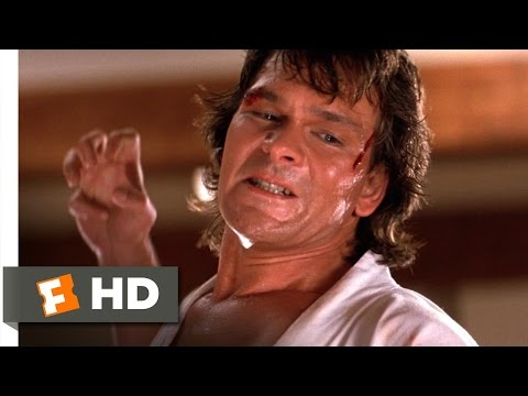 Road House (11/11) Movie CLIP - This Is Our Town (1989) HD