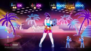 Just Dance 4 - Mr. Saxobeat - Alexandra Stan - 5 Stars