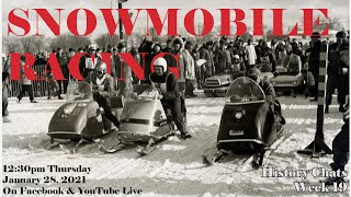 video thumbnail: History Chats: Snowmobiles