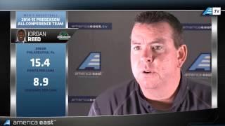 Binghamton MBB - Tommy Dempsey on Jordan Reed