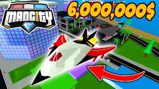 💸 *6,000,000$ NIGHTHAWK* GEKAUFT! - MAD CITY ROBLOX