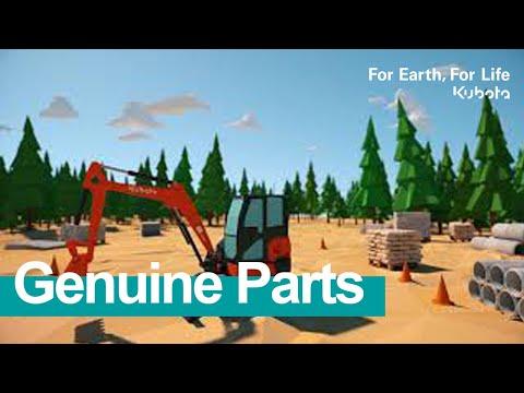 Genuine Parts - Construction Equipment | 2018
