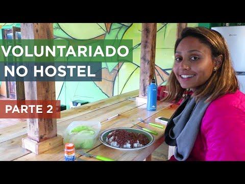 PARTE 2 - FAZENDO VOLUNTARIADO EM UM HOSTEL | EPISÓDIO 39 | PUERTO VARAS - CHILE