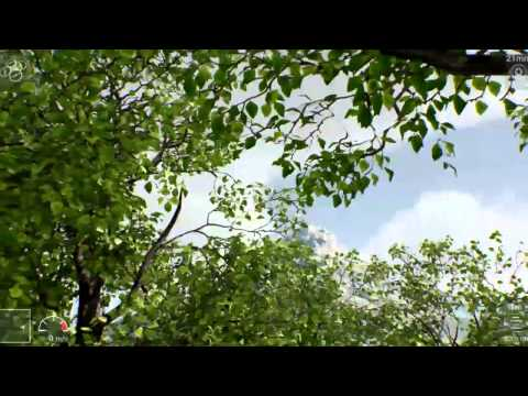 Unreal Engine 4 - Nature Forest Environment Graphics Demo