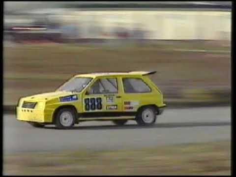 Nutts Corner Rallycross