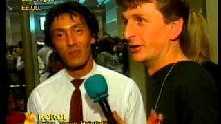 Korol  en Las Vegas - TYSON vs. HOLYFIELD - VideoMatch 1997