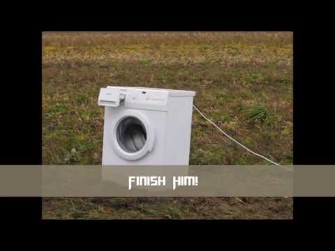 Big Stone vs Washing Machine from YouTube · Duration:  59 seconds