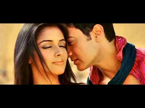 Tu Meri Adhoori Pyas ~ Ghajini ~ Full Song HD Amir Khan