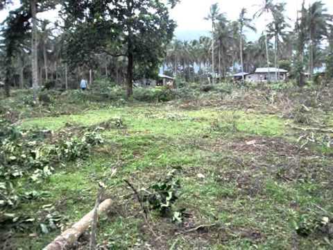 Quezon-katague land fill 4