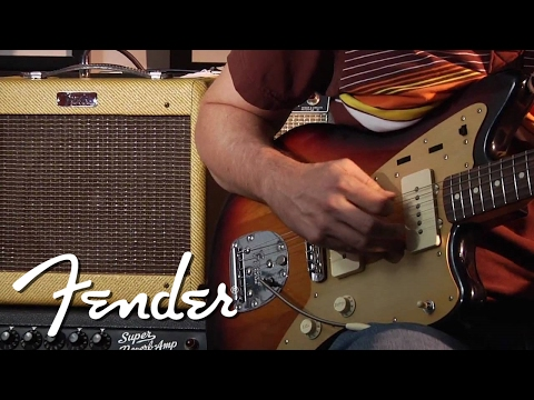 Fender® Amplifiers presents the '57 Champ®: Delayed Reaction