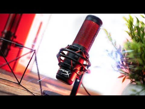 THIS IS IT CHIEF. HyperX Quadcast Microphone Review