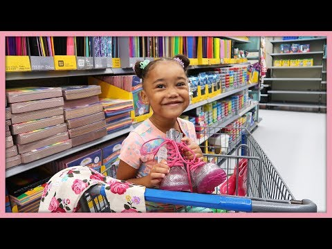 Back to School Shopping Spree! | MOM VLOG