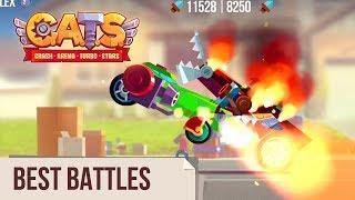 C.A.T.S. — Best Battles #112