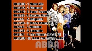 ABBA Greatest Hits | Best Songs of ABBA | ABBA Playlist..