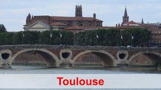 Toulouse - die besten Sehenswürdigkeiten der Stadt
