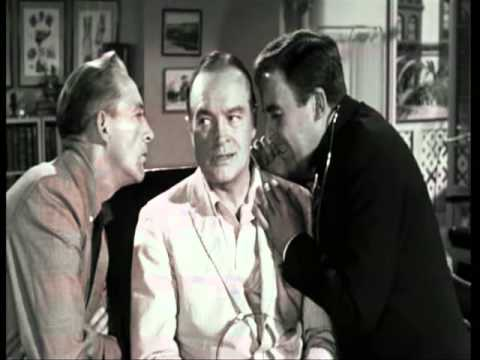 "Peter Sellers - Bob Hope & Bing Crosby in ""Road to Hong Kong"" 1962"