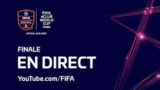 FIFA eClub World Cup™ - finale