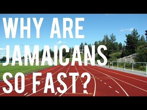 Why Are Jamaicans so Fast?