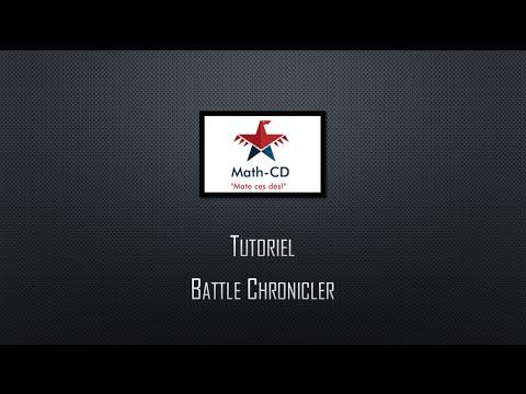 Tuto: Battle Chronicler