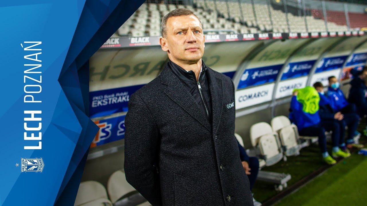 Żuraw opuszcza Lecha Poznań