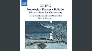 Norwegian Dances, Op. 35 (arr. H. Sitt for orchestra) : No. 2. Allegretto tranquillo e grazioso