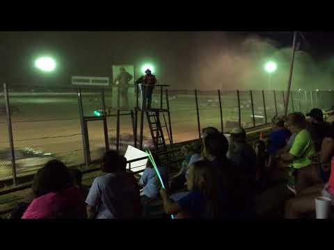 MSCCS Late Model Main Event at Jackson Motor Speedway