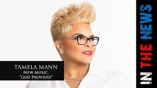 "Tamela Mann New Gospel Music, ""God Provides,"" on her, ""One Way,"" full album interview"